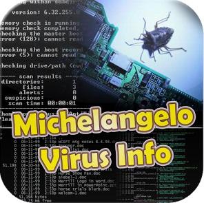 микеланджело вирус